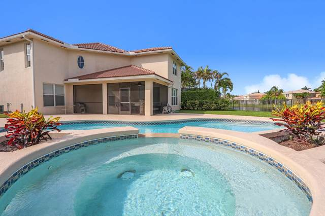 6483 Paradise Cv Cove, West Palm Beach, FL 33411 (#RX-10611330) :: Ryan Jennings Group