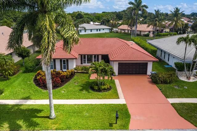19760 Boca Greens Drive, Boca Raton, FL 33498 (#RX-10611340) :: Ryan Jennings Group