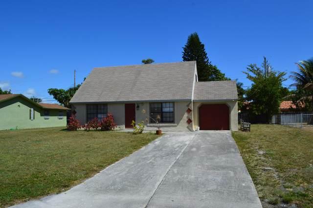 611 Angler Drive, Delray Beach, FL 33445 (#RX-10611350) :: Ryan Jennings Group