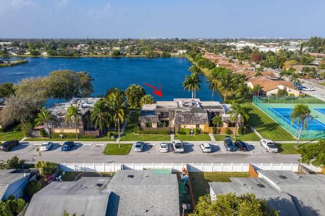 4102 Waterview Circle 41B, Palm Springs, FL 33461 (#RX-10611356) :: Ryan Jennings Group
