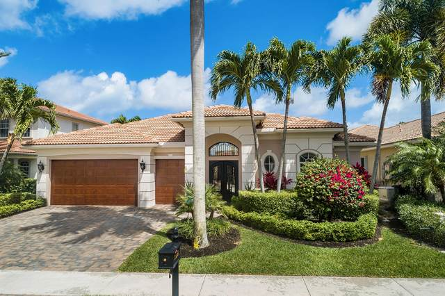226 Montant Drive, Palm Beach Gardens, FL 33410 (#RX-10611385) :: Ryan Jennings Group