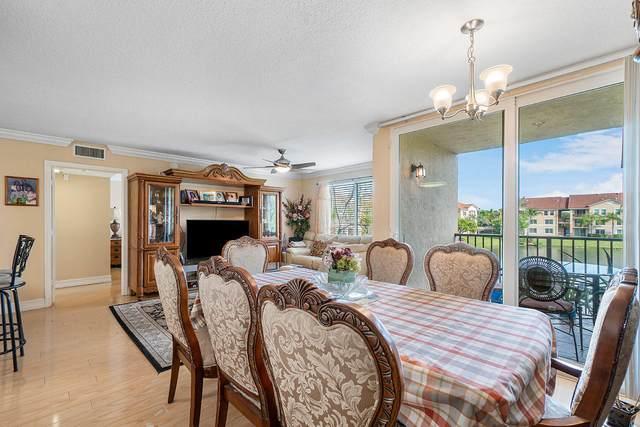 816 Villa Circle Circle #816, Boynton Beach, FL 33435 (#RX-10611386) :: Ryan Jennings Group