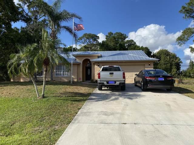 1161 SW Estaugh Avenue, Port Saint Lucie, FL 34953 (#RX-10611408) :: Ryan Jennings Group