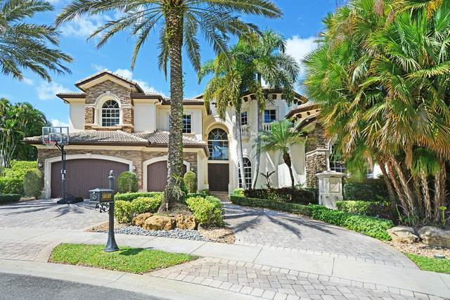 16187 Andalucia Lane, Delray Beach, FL 33446 (#RX-10611427) :: Ryan Jennings Group