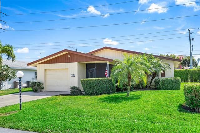 6184 Stanley Lane, Delray Beach, FL 33484 (#RX-10611431) :: Ryan Jennings Group