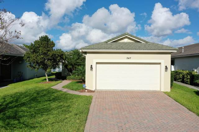 247 SW Coconut Key Way, Saint Lucie West, FL 34986 (#RX-10611446) :: Ryan Jennings Group