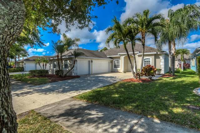 2270 NW Windemere Drive, Jensen Beach, FL 34957 (#RX-10611504) :: The Rizzuto Woodman Team