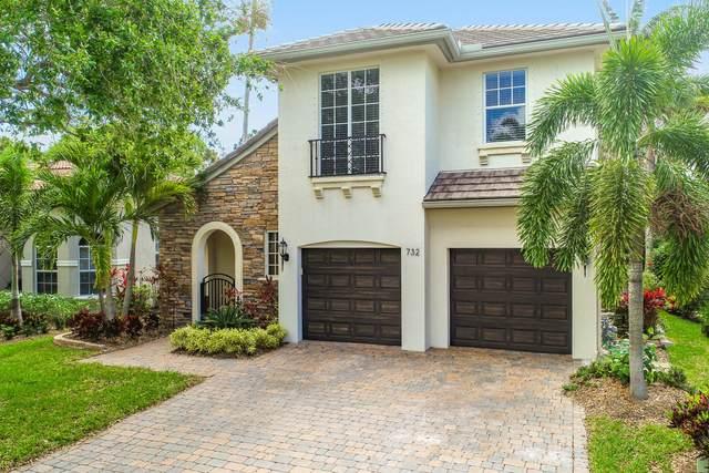 732 Bocce Court, Palm Beach Gardens, FL 33410 (MLS #RX-10611509) :: Cameron Scott with RE/MAX