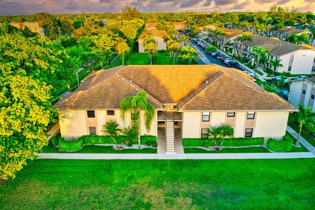 9521 Boca Cove Circle #505, Boca Raton, FL 33428 (#RX-10611522) :: The Reynolds Team/ONE Sotheby's International Realty