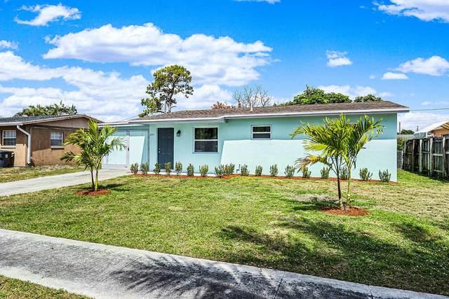 5793 Daphne Drive, West Palm Beach, FL 33415 (#RX-10611524) :: Ryan Jennings Group