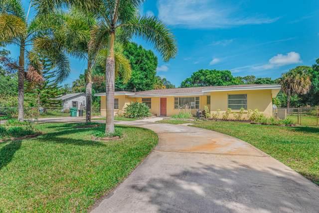 3302 Sunrise Boulevard, Fort Pierce, FL 34982 (#RX-10611551) :: Ryan Jennings Group