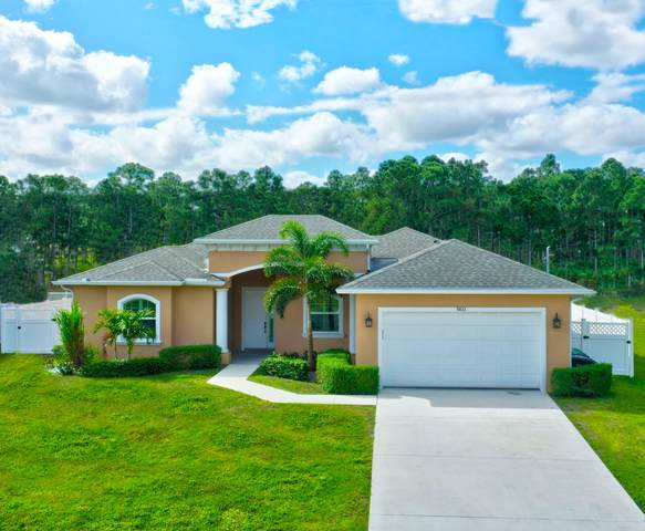 5833 NW Zenith Drive, Port Saint Lucie, FL 34986 (#RX-10611560) :: Ryan Jennings Group