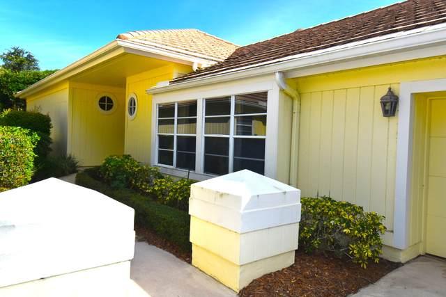2211 NW Seagrass Drive #4, Palm City, FL 34990 (#RX-10611564) :: Ryan Jennings Group