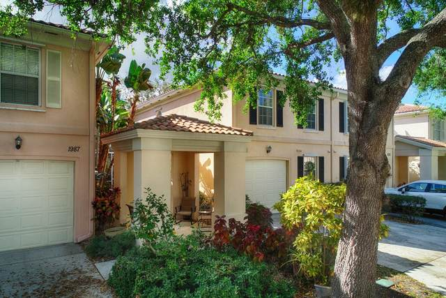 1997 Tigris Drive, West Palm Beach, FL 33411 (#RX-10611582) :: Ryan Jennings Group