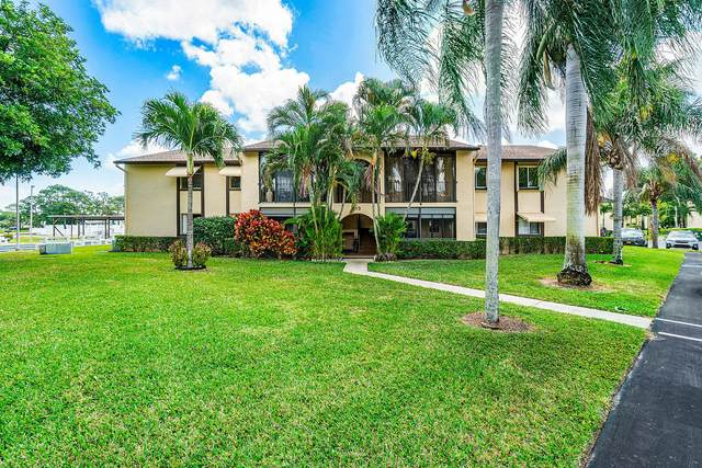 413 Pine Glen Lane C-1, Greenacres, FL 33463 (#RX-10611591) :: Ryan Jennings Group