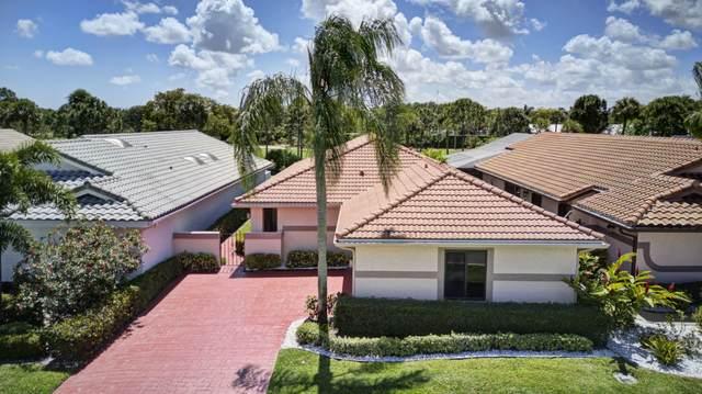 7860 Glen Garry Lane, Delray Beach, FL 33446 (#RX-10611600) :: The Reynolds Team/ONE Sotheby's International Realty