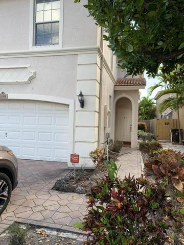 5180 Stagecoach Drive, Coconut Creek, FL 33073 (#RX-10611601) :: Ryan Jennings Group