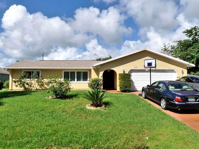2044 SE Crowberry Drive, Port Saint Lucie, FL 34983 (#RX-10611603) :: Ryan Jennings Group