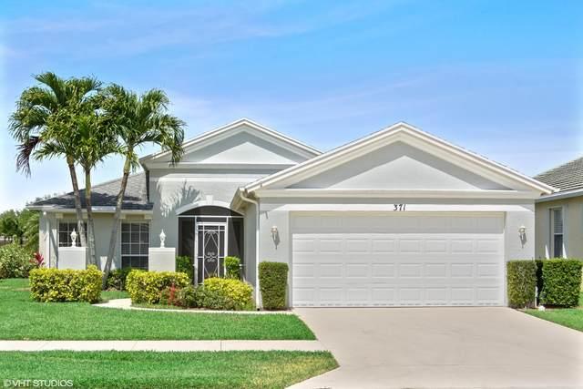 371 SW North Shore Boulevard, Port Saint Lucie, FL 34986 (#RX-10611624) :: Ryan Jennings Group