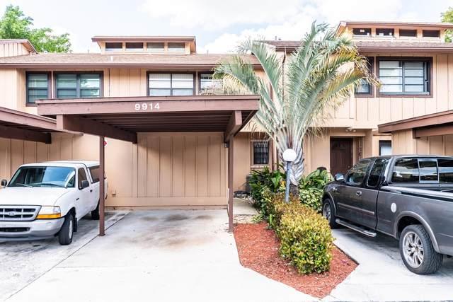 9914 Royal Palm Boulevard, Coral Springs, FL 33065 (#RX-10611630) :: Ryan Jennings Group