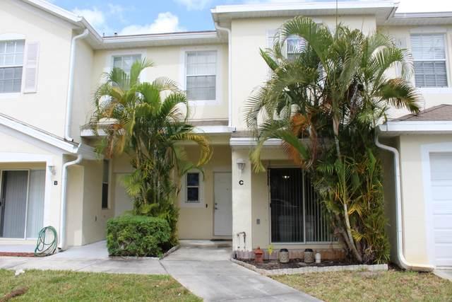 224 Foxtail Drive C, Greenacres, FL 33415 (#RX-10611633) :: Ryan Jennings Group