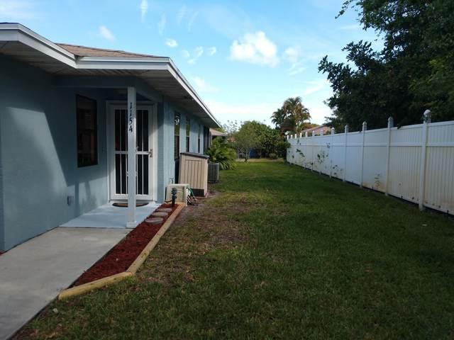 1154 NE Coy Senda, Jensen Beach, FL 34957 (#RX-10611640) :: The Rizzuto Woodman Team