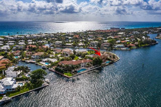 95 S Island Drive, Ocean Ridge, FL 33435 (#RX-10611647) :: The Reynolds Team/ONE Sotheby's International Realty