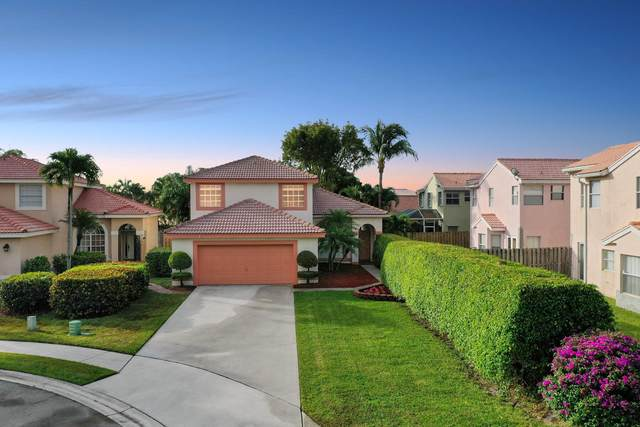7574 Lake Placid Court, Lake Worth, FL 33467 (#RX-10611649) :: Ryan Jennings Group