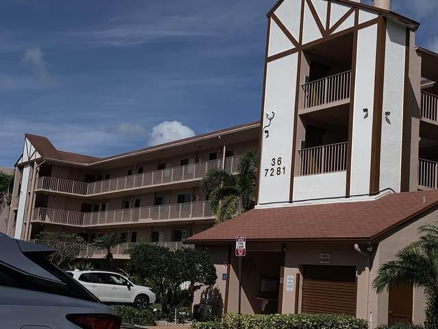 7281 Amberly Lane #301, Delray Beach, FL 33446 (#RX-10611697) :: Ryan Jennings Group