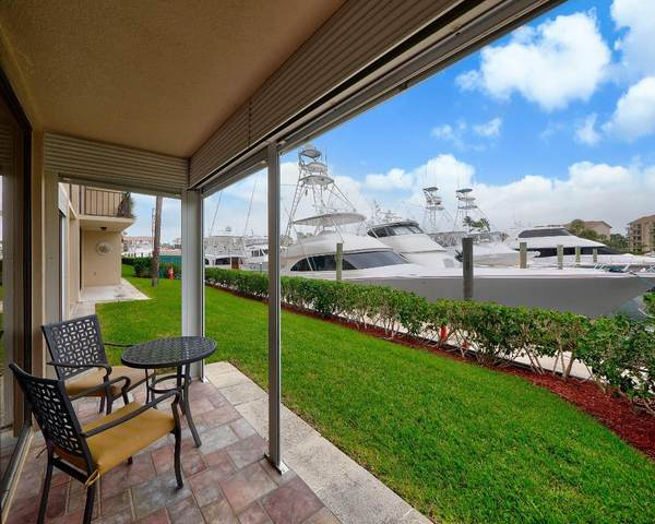 2301 Marina Isle Way #103, Jupiter, FL 33477 (#RX-10611715) :: Ryan Jennings Group