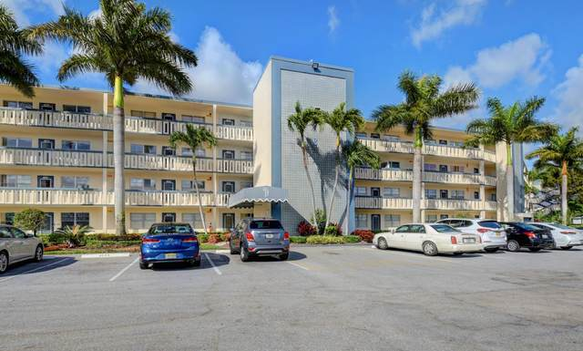 4027 Yarmouth B, Boca Raton, FL 33434 (#RX-10611746) :: The Reynolds Team/ONE Sotheby's International Realty