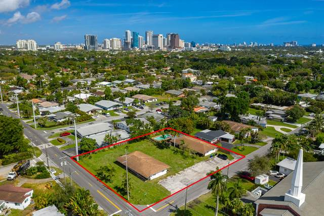 843 SW 14th Court 1-4, Fort Lauderdale, FL 33315 (#RX-10611792) :: Ryan Jennings Group