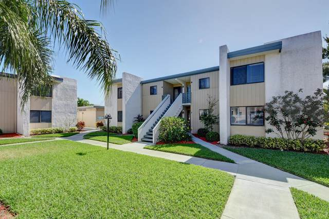 1501 NE 13th Terrace H-13, Jensen Beach, FL 34957 (#RX-10611806) :: Ryan Jennings Group