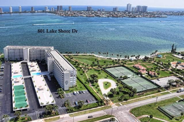 801 Lake Shore Drive #215, Lake Park, FL 33403 (#RX-10611841) :: Ryan Jennings Group