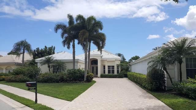 150 Windward Drive, Palm Beach Gardens, FL 33418 (#RX-10611855) :: Ryan Jennings Group