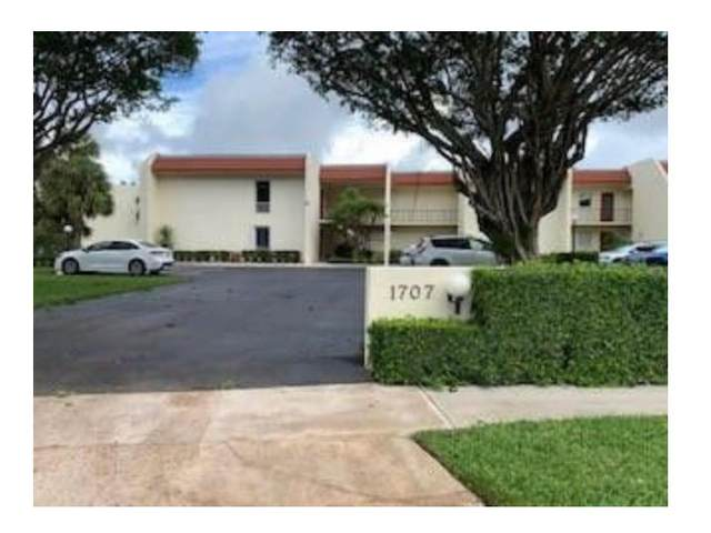 1707 Consulate Place #202, West Palm Beach, FL 33401 (#RX-10611867) :: Ryan Jennings Group