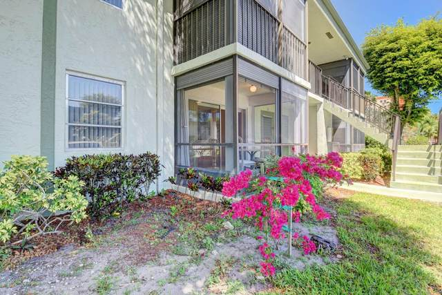 7531 S Oriole Boulevard #101, Delray Beach, FL 33446 (#RX-10611871) :: Ryan Jennings Group