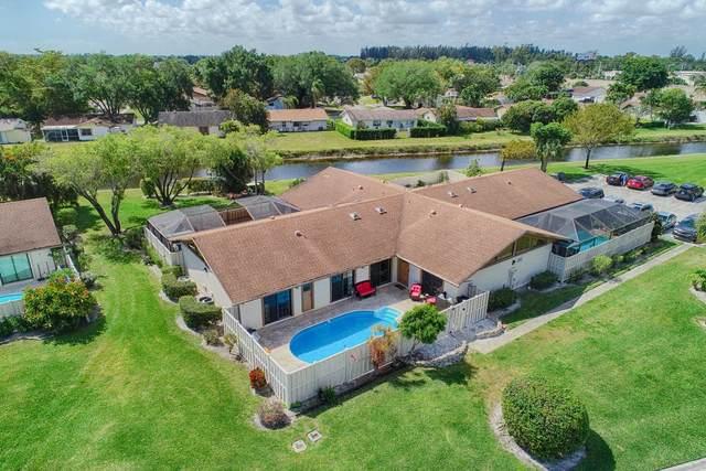 9854 Boca Gardens Trail B, Boca Raton, FL 33496 (#RX-10611890) :: The Reynolds Team/ONE Sotheby's International Realty