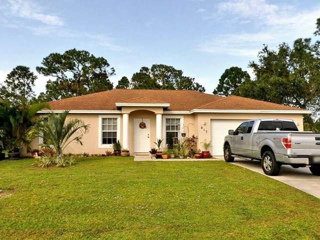 917 SW Nichols Terrace, Port Saint Lucie, FL 34953 (#RX-10611902) :: Ryan Jennings Group