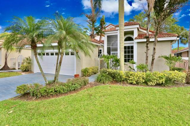 6866 Briarlake Circle, Palm Beach Gardens, FL 33418 (MLS #RX-10611917) :: The Jack Coden Group