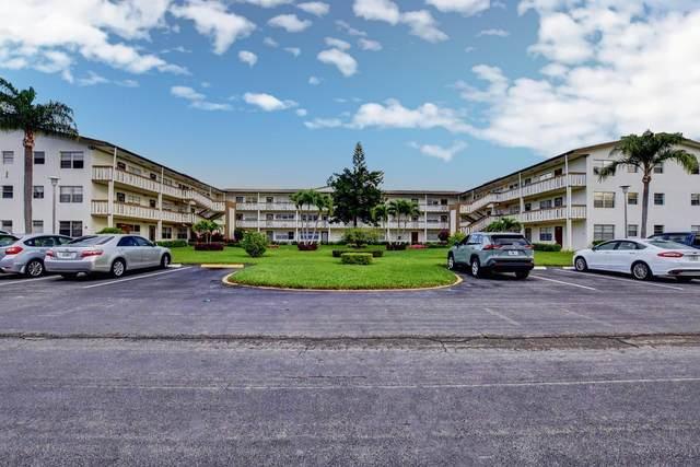 337 Mansfield I, Boca Raton, FL 33434 (#RX-10611919) :: Ryan Jennings Group