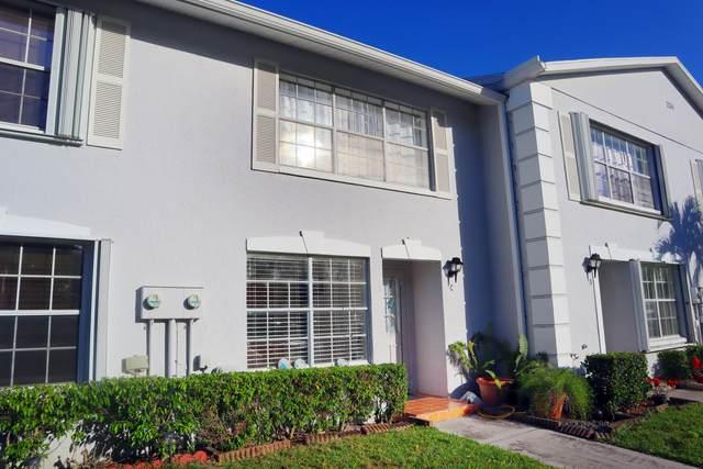 234 Foxtail Drive C, Greenacres, FL 33415 (#RX-10611936) :: Ryan Jennings Group