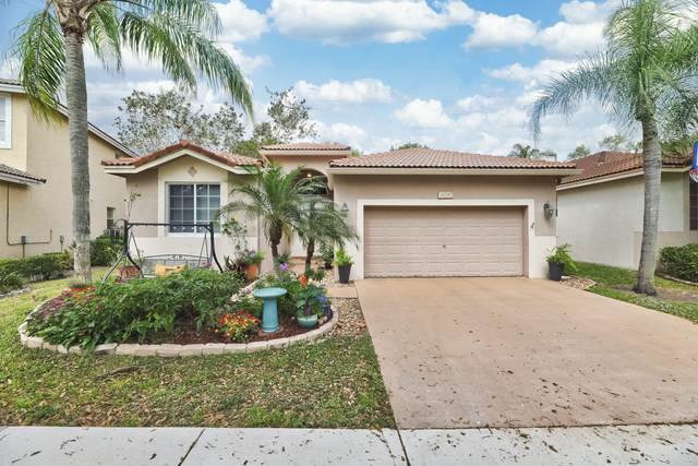 6233 Osprey Terrace, Coconut Creek, FL 33073 (#RX-10611951) :: Ryan Jennings Group