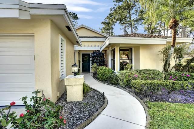 6961 Touchstone Circle, Palm Beach Gardens, FL 33418 (MLS #RX-10611999) :: The Jack Coden Group