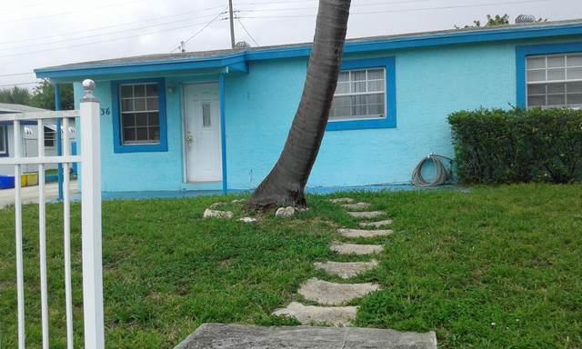 1236 W 3rd Street, Riviera Beach, FL 33404 (#RX-10612024) :: Ryan Jennings Group