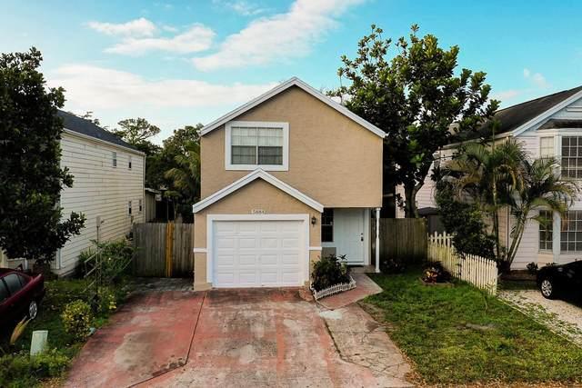 5884 Dewberry Way, West Palm Beach, FL 33415 (MLS #RX-10612039) :: Miami Villa Group