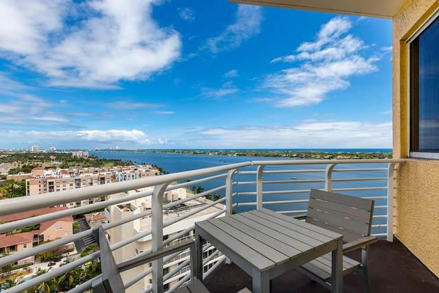 1551 N Flagler Drive Ph02, West Palm Beach, FL 33401 (#RX-10612064) :: Ryan Jennings Group