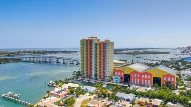 2640 Lake Shore Drive #1508, Riviera Beach, FL 33404 (#RX-10612104) :: Ryan Jennings Group