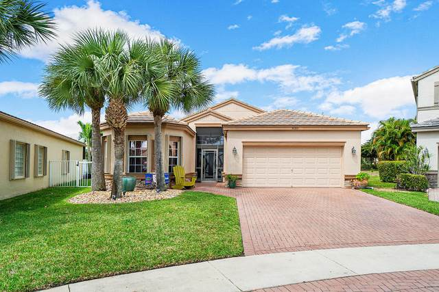 5685 Saddle Trail Lane, Lake Worth, FL 33449 (#RX-10612144) :: Ryan Jennings Group
