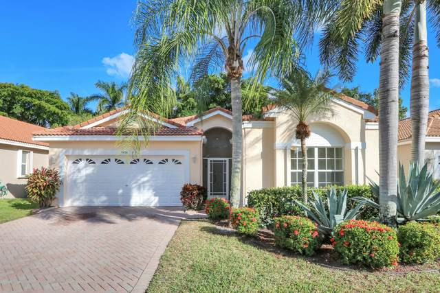 9796 Lemonwood Drive, Boynton Beach, FL 33437 (#RX-10612174) :: Ryan Jennings Group